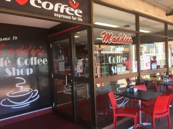 Maddie's Cafe Coffee Shop - Mackay Tourism
