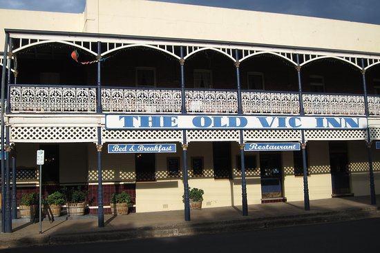 The Old Vic Inn Canowindra - Mackay Tourism