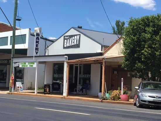 Chad's Bakery Cafe - Mackay Tourism