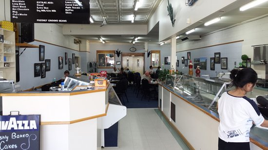 Cosmo Cafe - Mackay Tourism