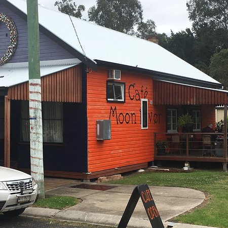Moon River Cafe - Mackay Tourism