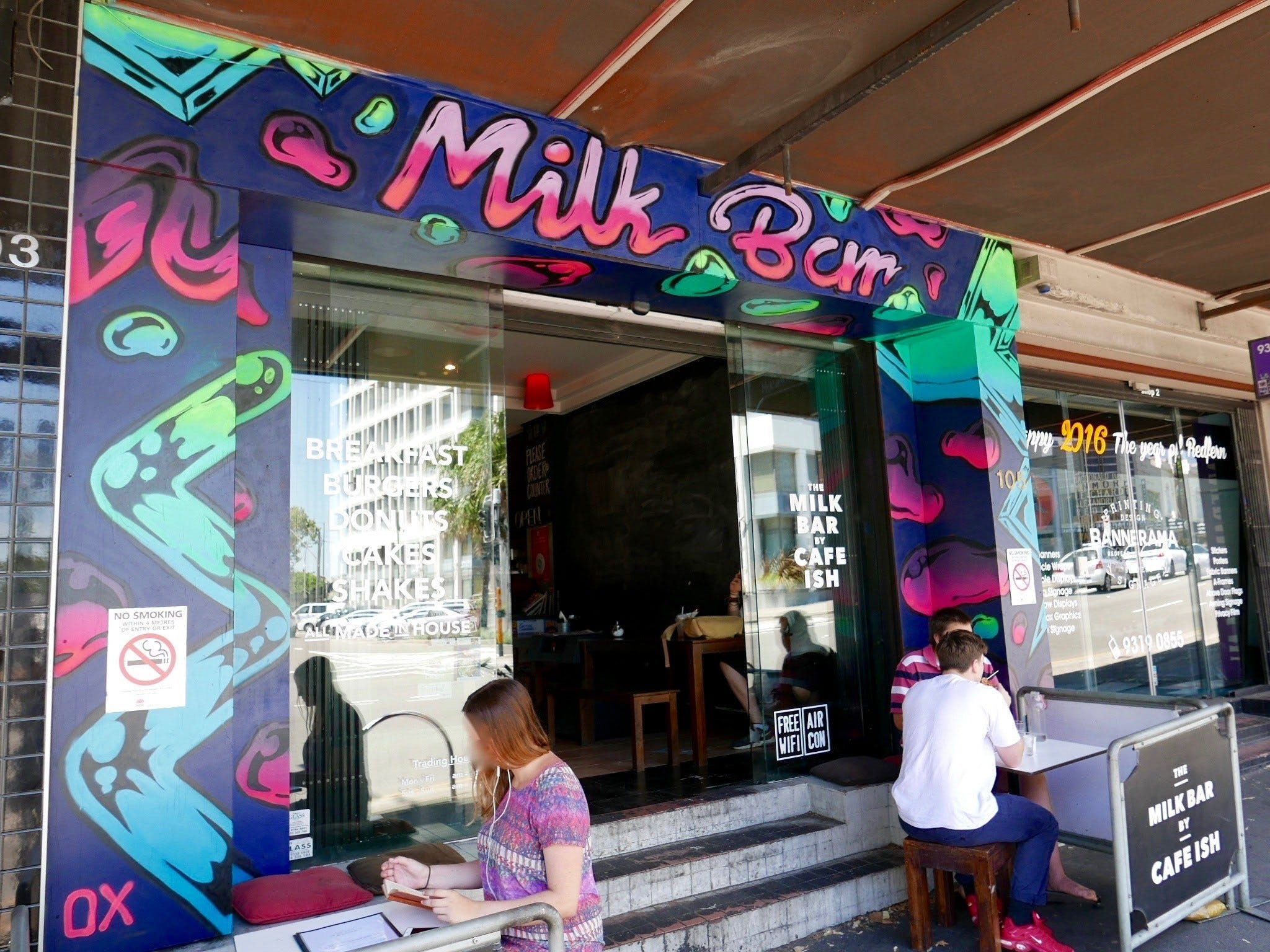 Milk Bar by Cafe Ish - Mackay Tourism