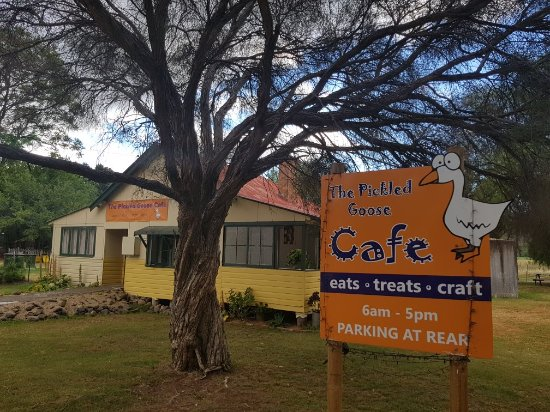 The Pickled Goose Cafe - Mackay Tourism