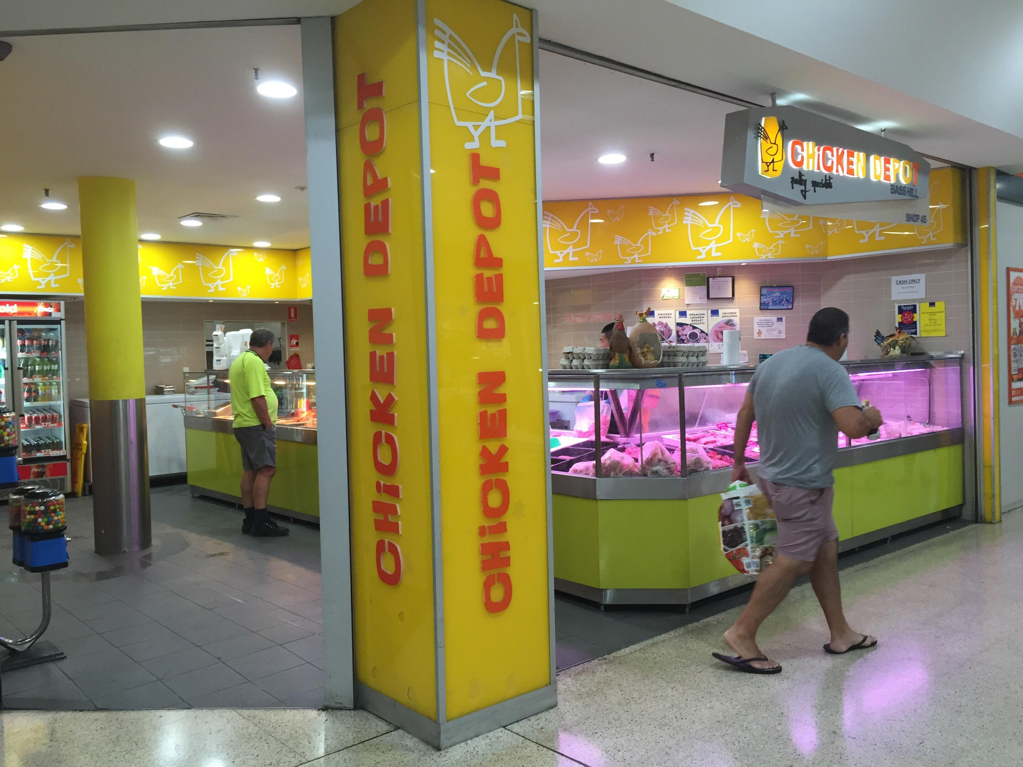 Chicken Depot - Mackay Tourism