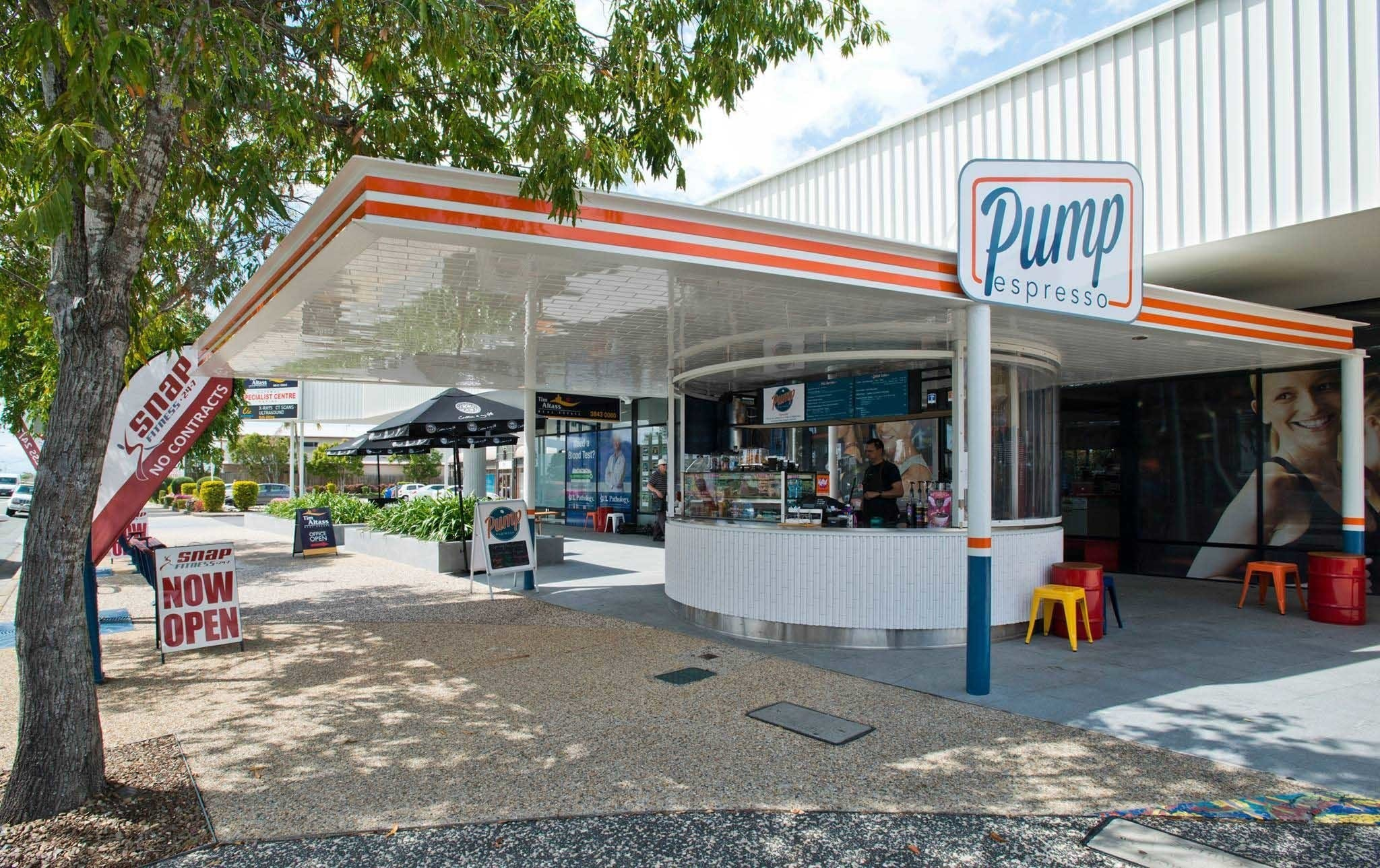 Pump Espresso And Juice Bar - Mackay Tourism