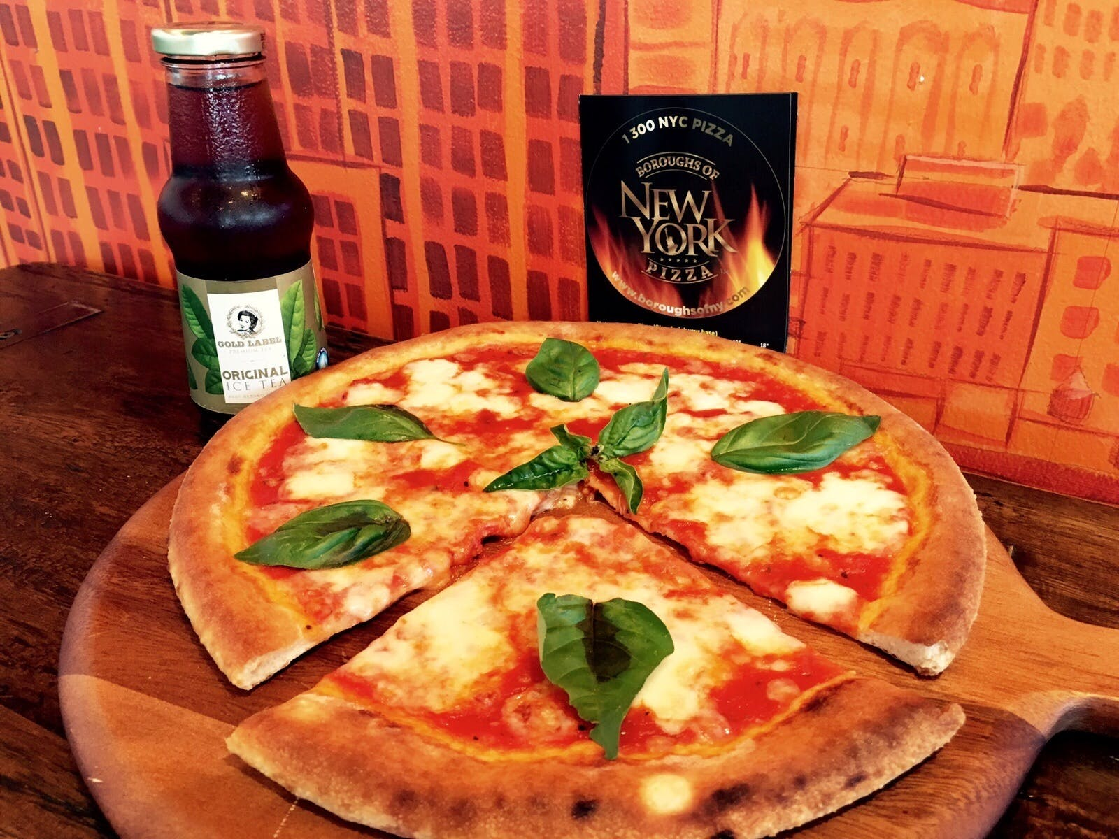 Boroughs of New York Pizza - Carindale - Mackay Tourism