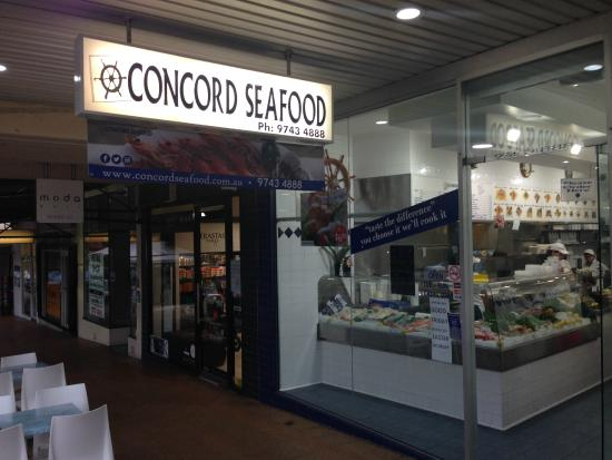 Concord Seafood - Mackay Tourism
