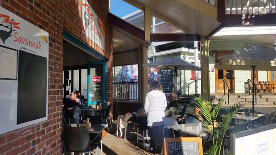 Savannah Coffee Lounge - Mackay Tourism