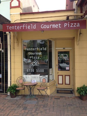Tenterfield Gourmet Pizza - Mackay Tourism