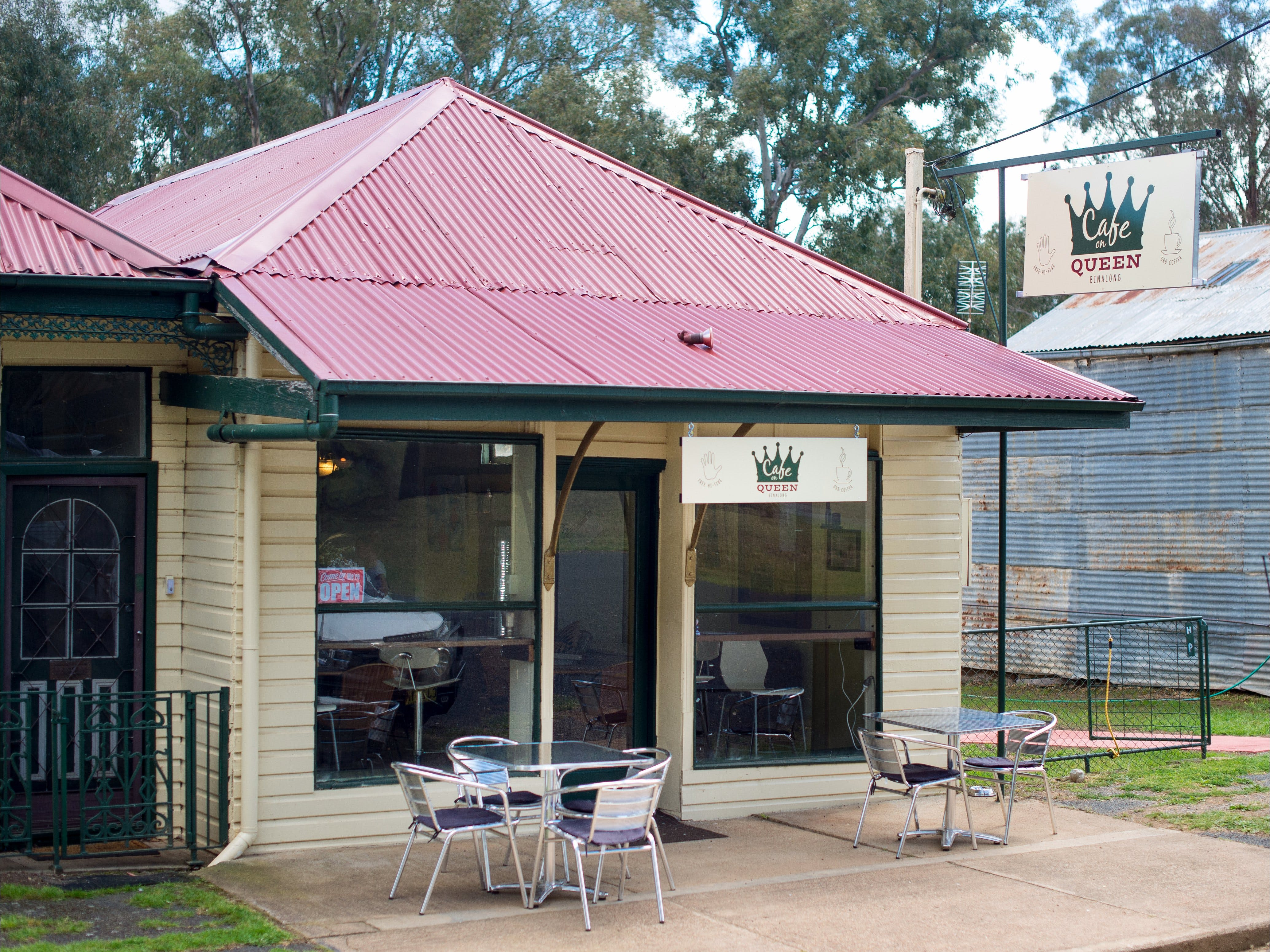 Cafe on Queen - Mackay Tourism