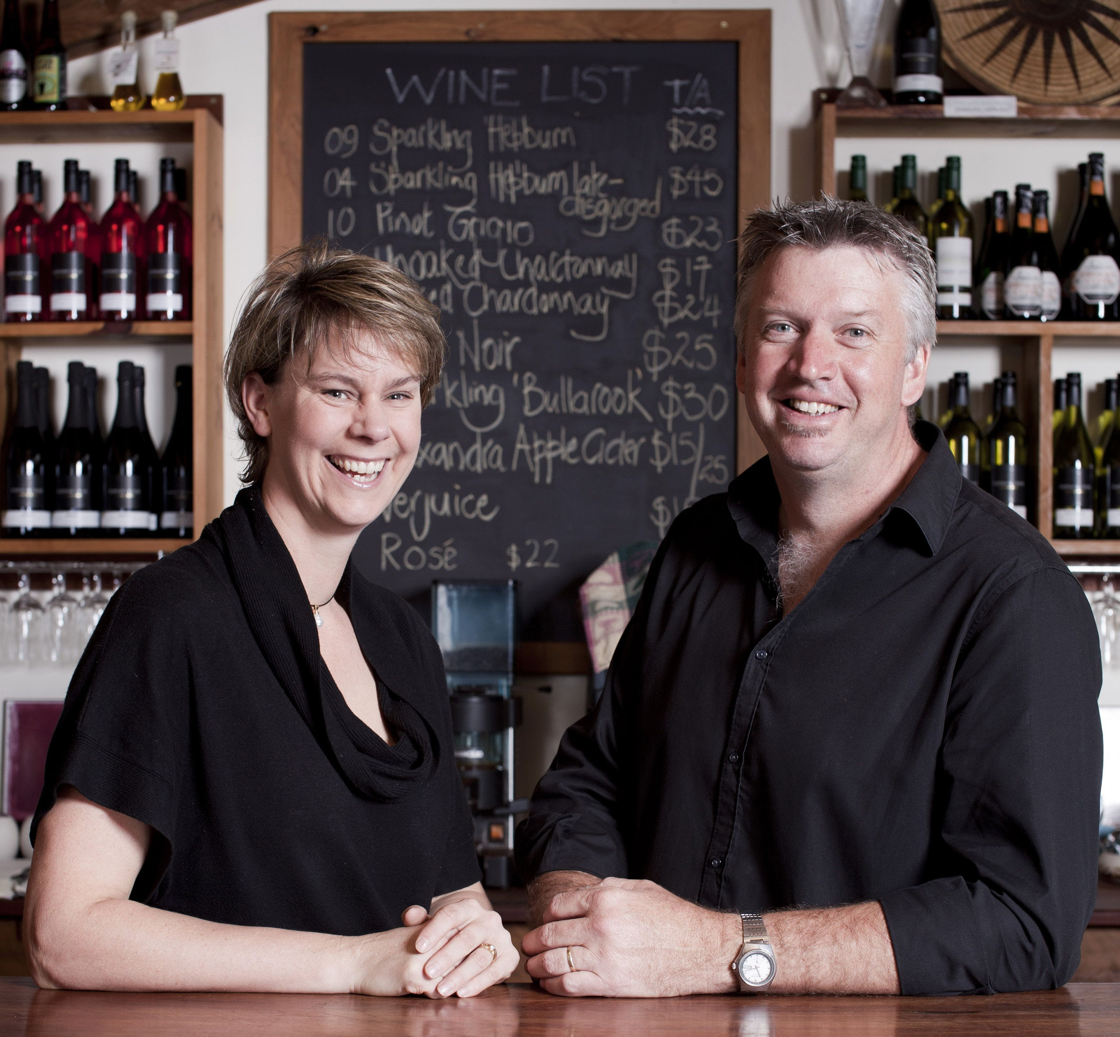 Captains Creek Organic Wines - Mackay Tourism