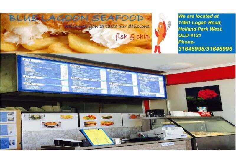 Blue Lagoon Seafood Fish  Chips - Mackay Tourism