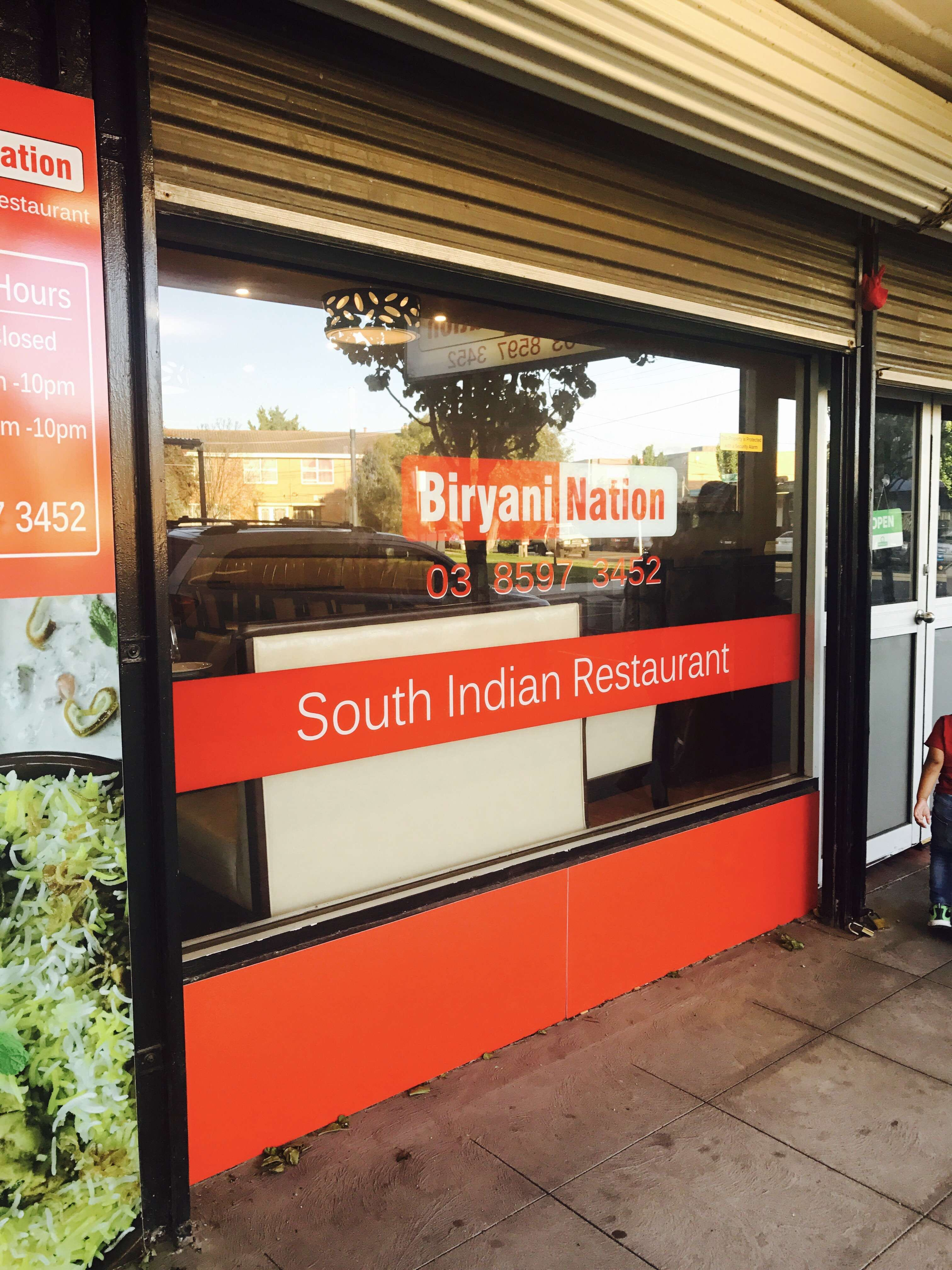 Biryani Nation - Mackay Tourism