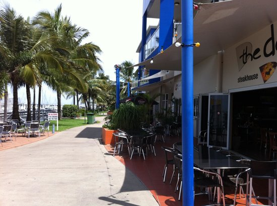 The Deck Steakhouse - Mackay Tourism