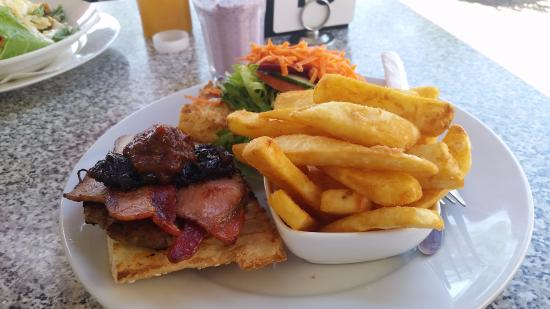 Cafe on the Park - Mackay Tourism