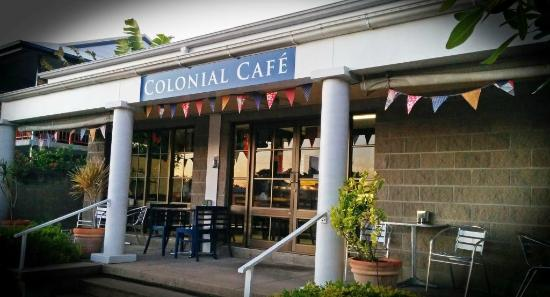 Colonial Cafe - Mackay Tourism