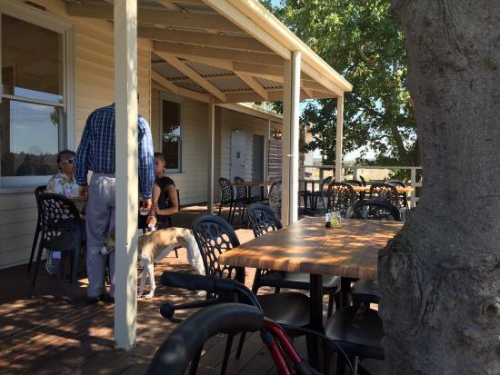 The Gippy Goat Cafe - Mackay Tourism