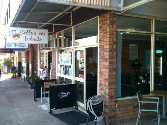 Coffee On Isabella - Mackay Tourism