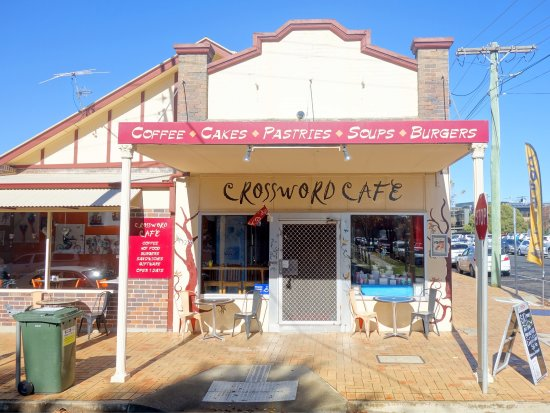 Crossword Cafe - Mackay Tourism