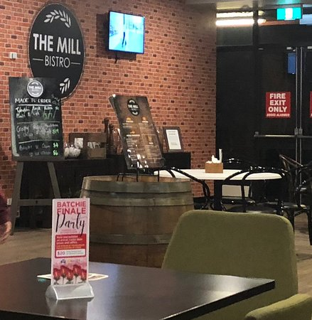The Mill Bistro - Mackay Tourism