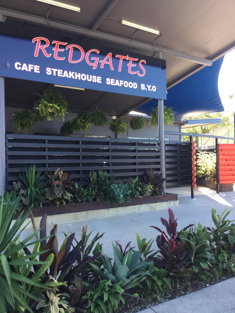 Redgates Caf Steakhouse Seafood - Mackay Tourism