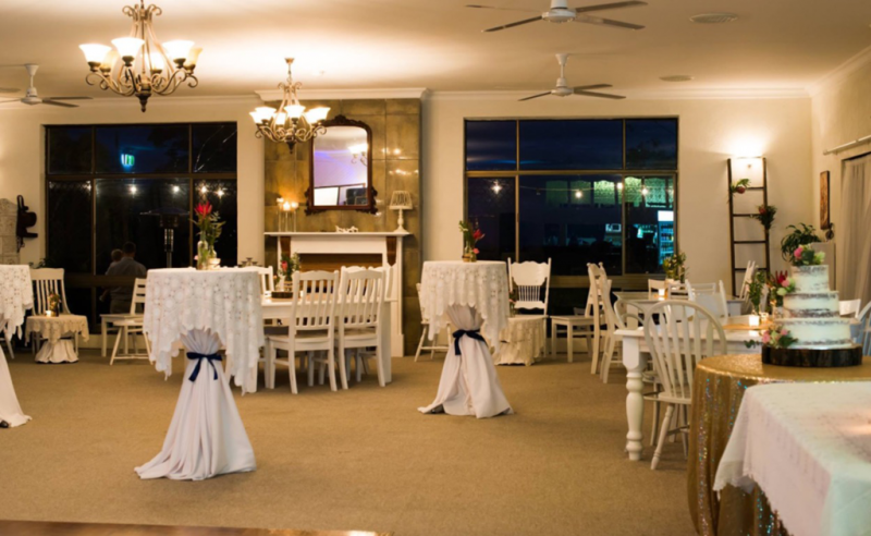 Kanangra Heights Restaurant  Function Centre - Mackay Tourism
