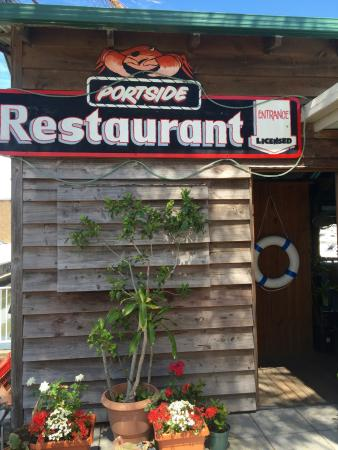 Portside Seafood Restaurant - Mackay Tourism