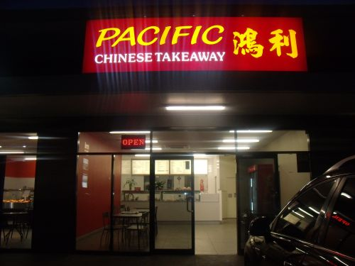 Pacific Chinese Takeaway