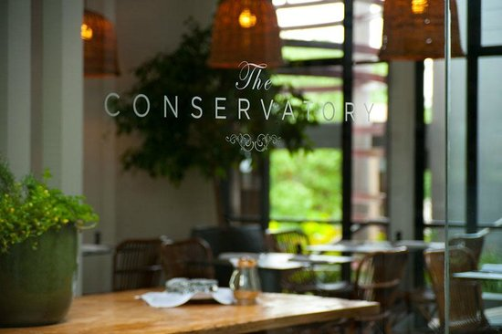 The Conservatory - Mackay Tourism