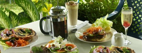 Litchfield Cafe - Mackay Tourism