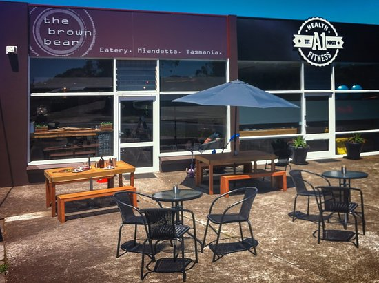 The Brown Bear Eatery - Mackay Tourism