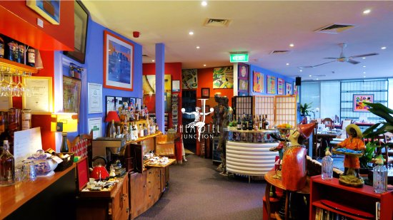 Junction Motel and Function Room - Mackay Tourism