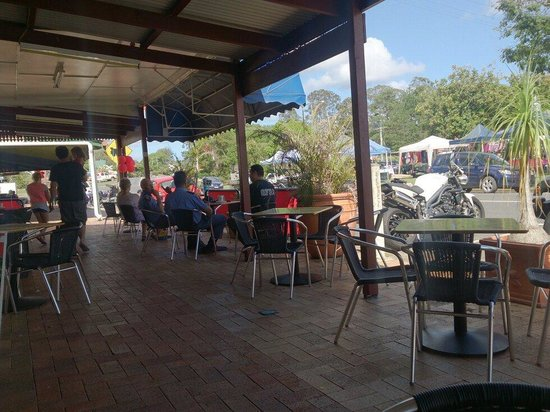 The Rattler Cafe - Mackay Tourism