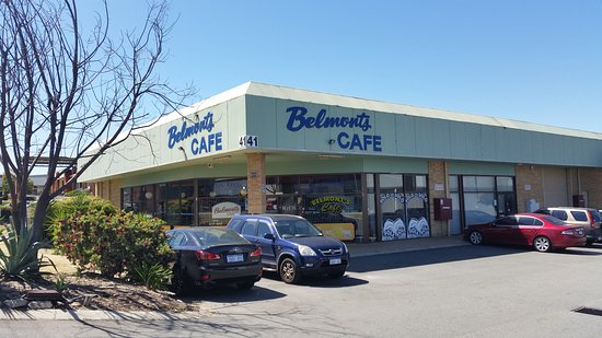 Belmonts Cafe - Mackay Tourism