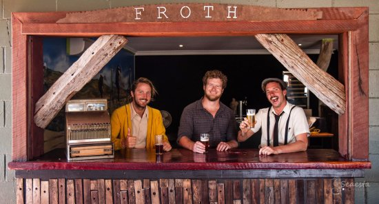 Froth Craft Brewery - Mackay Tourism