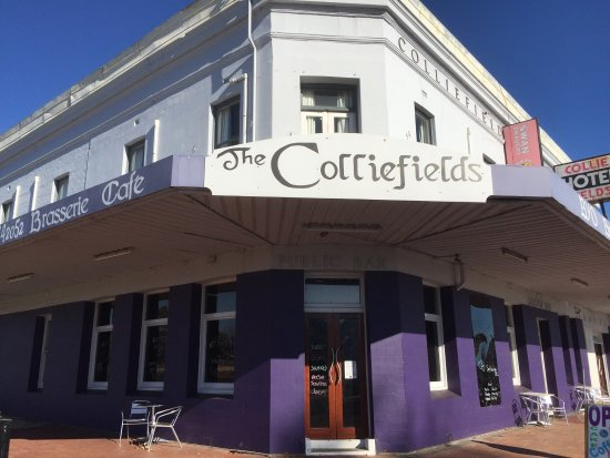 The Colliefields Coffee Shoppe / Tea House - Mackay Tourism