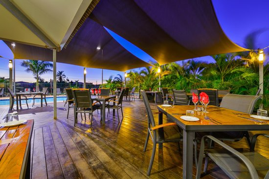 Whalers Restaurant - Mackay Tourism