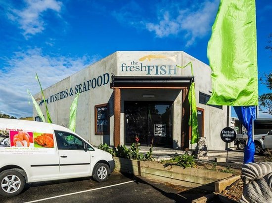 The Fresh Fish Place - Factory Direct Seafood - Mackay Tourism