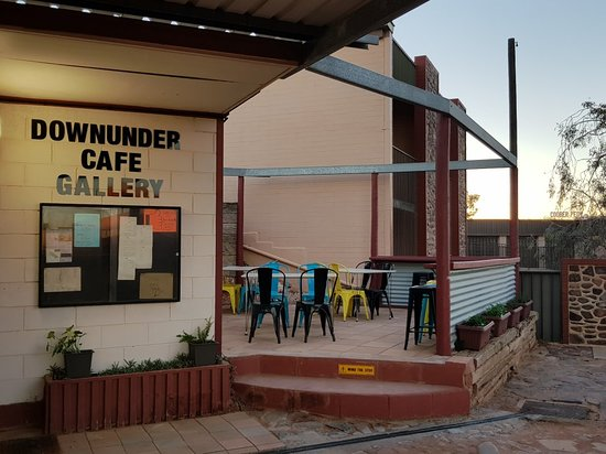 Downunder Gallery and Cafe - Mackay Tourism