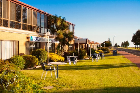 Lacepede Bay Motel  Restaurant - Mackay Tourism