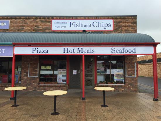 Normanville Fish Shop  Pizza - Mackay Tourism