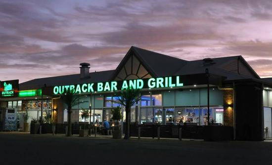 Outback Bar  Grill - Mackay Tourism