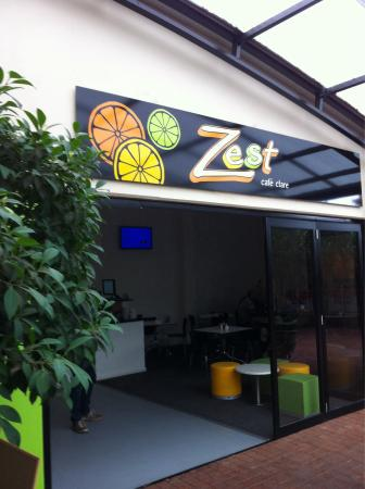 Zest Cafe - Mackay Tourism