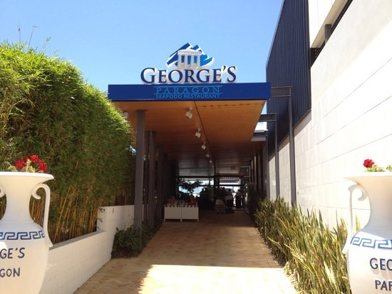 George's Paragon Waterfront Seafood Rest - Mackay Tourism