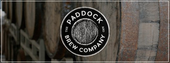 The Paddock  Brew Company - Mackay Tourism