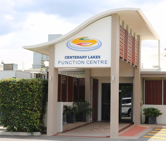Centenary Lakes Function Centre - Mackay Tourism