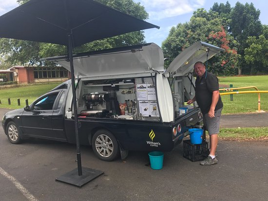 Mister Barista Mobile Coffee - Mackay Tourism