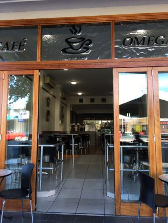 Cafe Omega - Mackay Tourism