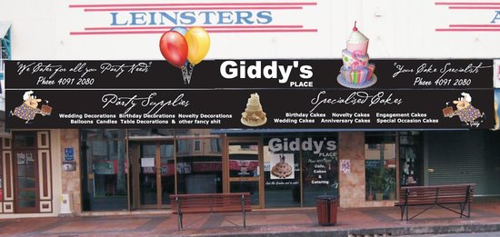 Giddy's Place - Mackay Tourism