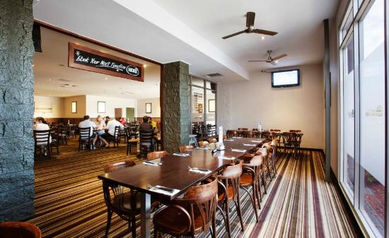 Graziers Steakhouse - Dalrymple Hotel - Mackay Tourism